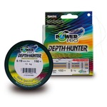 Леска плетёная Power Pro Depth Hunter 0.15 мм 150 м