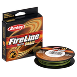 Леска плетёная Berkley FireLine Tracer Braid 0.23 мм, 110 м