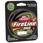 Леска плетёная Berkley FireLine Braid 0.30 мм, 110 м
