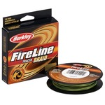 Леска плетёная Berkley FireLine Tracer Braid 0.14 мм, 270 м