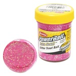 Паста форелевая Berkley PowerBait Biodegadable Troutbait, Pink
