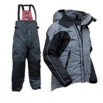 Костюм Shimano Dryshield XT Winter XL, серый