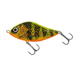 Воблер Salmo Slider 7 F, Gold Fluo Perch