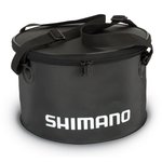 Ведро для прикормки Shimano PVC Groundbait Bowl Large Zip Top
