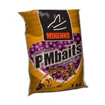 Бойлы пылящие PMbaits Soluble Squid & Octopus 20мм (1кг)