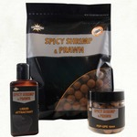 Бойлы тонущие Dynamite Baits 15 мм Hi-Attract Spicy Shrimp & Prawn 1 кг